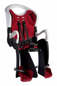 Bellelli Tiger Standard B-Fix scaun bicicleta pentru copii pana la 22kg - White Red [0]