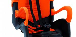 Bellelli Tiger Standard B-Fix scaun bicicleta pentru copii pana la 22kg - Yellow Hi-Viz [3]
