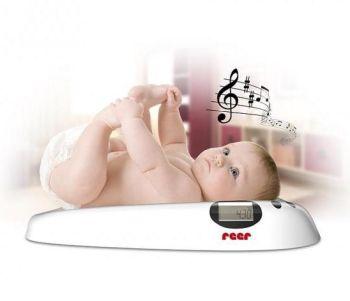 Cantar digital cu muzica pentru bebelusi REER 64090