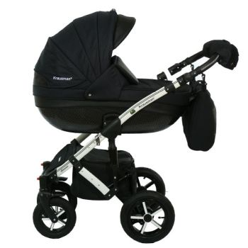 Carucior 3 in 1 Poema Black Ed. Limitata - Krausman1