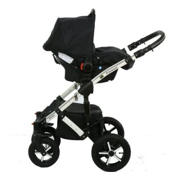 Carucior 3 in 1 Poema Black Ed. Limitata - Krausman3