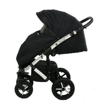 Carucior 3 in 1 Poema Black Ed. Limitata - Krausman5