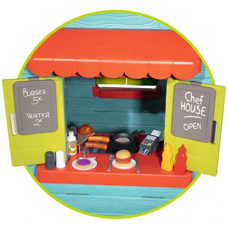Casuta pentru copii Smoby Chef House [3]