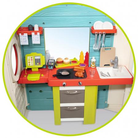 Casuta pentru copii Smoby Chef House [2]