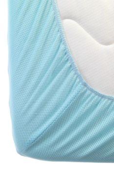 Cearsaf Turquoise Aerosleep 70 x 1401