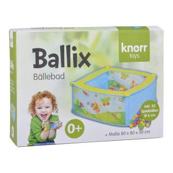 Centru de joaca cu 25 bile Ballix - Knorrtoys6