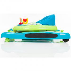 Centru de joaca premergator-balansoar Turquoise Fillikid5