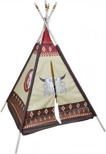 Cort de joaca pentru copii Tipi Indianer - Knorrtoys [0]