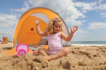Cort pentru plaja compact UV 50 - LittleLife3