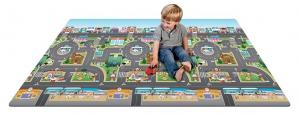 Covoras de Joaca cu Doua Fete pentru Copii Prince Lionheart City / ABC [3]