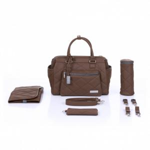Geanta Style Brown Abc Design 2019