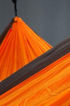 Hamac 1 pers Colibri Travel orange - La Siesta3