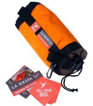 Hamac 1 pers Colibri Travel orange - La Siesta6