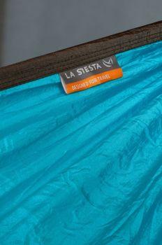 Hamac 1 persoana Colibri Travel, turquoise - La Siesta7