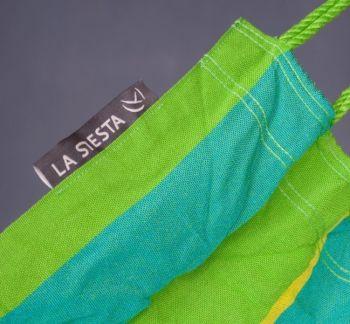 Hamac scaun Sonrisa Basic lime - La Siesta3