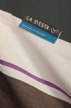 Hamac Single Caribena VIOLET - La Siesta5