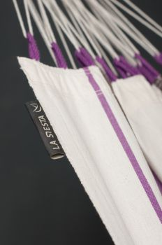 Hamac Single Caribena VIOLET - La Siesta8