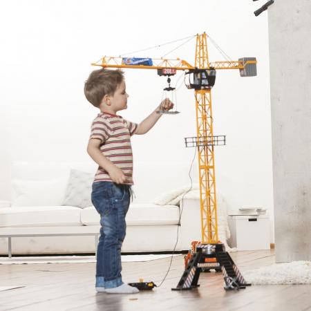 Jucarie Dickie Toys Macara Mega Crane cu telecomanda [3]