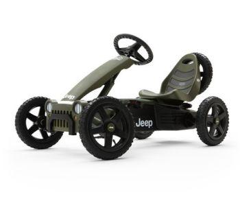 Kart BERG Jeep Adventure0