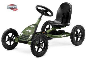Kart BERG Jeep Junior0