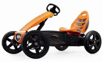 Kart BERG Rally Orange0