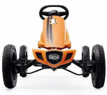 Kart BERG Rally Orange1