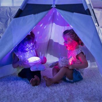 Lampa cu sunete si proiectii Fluturasul Bella - Summer Infant