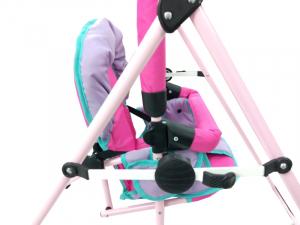Leagan pentru copii MyKids Bariera Pink [1]