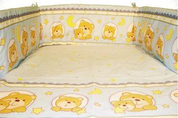 Lenjerie Teddy Night 4 piese 140x703