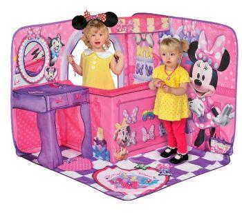 Loc de joaca 3D Minnie Bow Tique [0]