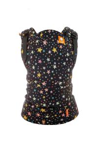 Marsupiu Half Buckle Rainbow Stars 3.2 - 20.4 kg - Baby Tula3