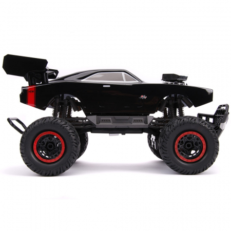 Masina Jada Toys Fast and Furious Dodge Charger 1970 4x4 cu telecomanda [4]