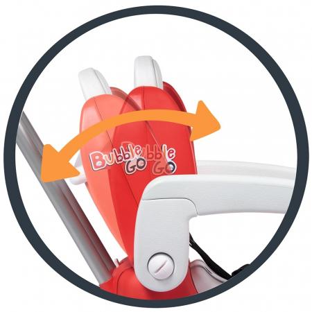 Masinuta de impins Smoby Bubble Go [3]