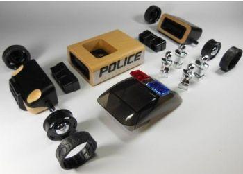 Masinuta de politie S9 - Automoblox3