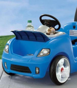Masinuta Whisper Ride II Blue - Step22