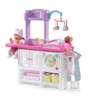 Mini cresa pentru copii NEW - Love & Care Deluxe Nursery [0]