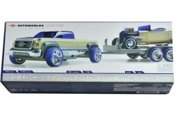 Mini Hot Rod Trailer - Automoblox4