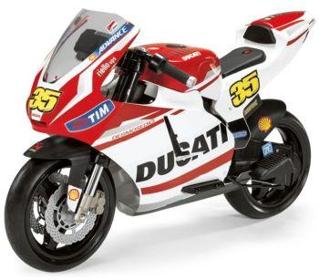 Motocicleta electrica DUCATI GP - Peg Perego1