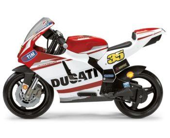 Motocicleta electrica DUCATI GP - Peg Perego0