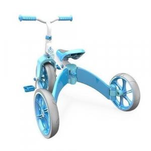 Tricicleta si bicicleta fara pedale Ybike Yvelo Flippa 2in11