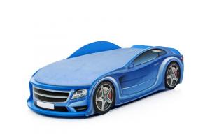 Pat masina tineret MyKids UNO Mercedes Albastru [0]