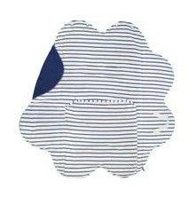 Paturica floare blue striped Wallaboo2