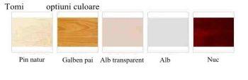 Patut din lemn Tomi XI color laterala culisanta4