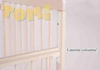 Patut din lemn Tomi XIII color laterala culisanta [2]