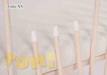 Patut din lemn Tomi XV natur cu laterala culisanta2
