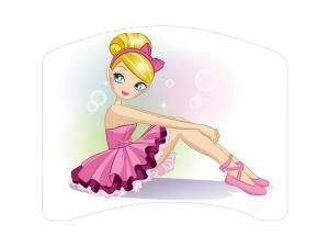 Patut Tineret MyKids Lucky 03 Ballerina-140x80 [2]