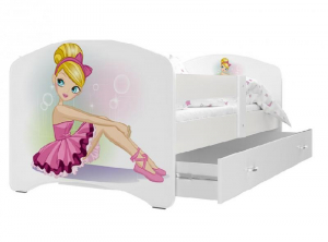 Patut Tineret MyKids Lucky 03 Ballerina-140x80 [0]