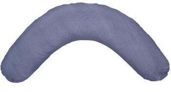 Perna pentru gravide si alaptat Comfort GRID 170 cm cu poliester Womar [1]