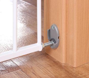 Poarta cu montaj pe perete BASIC, Simple-Lock Reer 461011