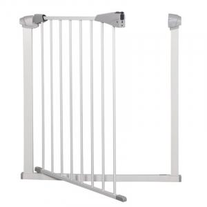 Poarta de siguranta prin presiune Zion 117-124 cm - Springos [5]